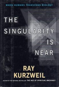 Cybersecurity Books: The Singularity is Near
