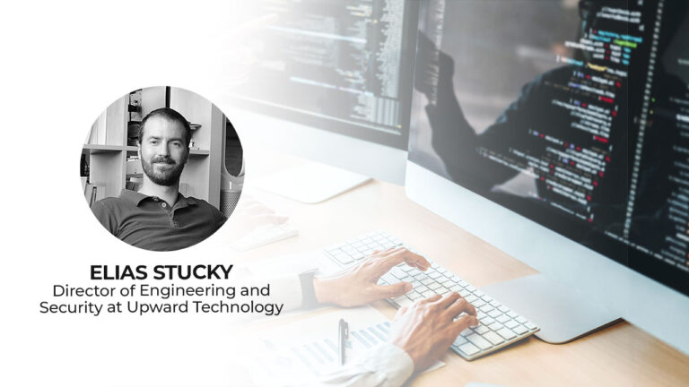 Elias Stucky interview on small and medium sized businesses SMB cybersecurity challenges